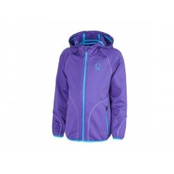 LA hooded fleece vel. 6 493 (Heliotrope)