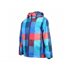 Rialto padded ski jacket AOP vel. 98 188 (Estate Blue)
