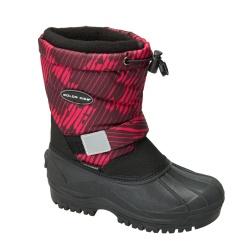 Kimmie boots vel. 34 438 (Wine)
