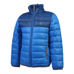 King padded jacket vel. 128 1114 ( Princess blue )