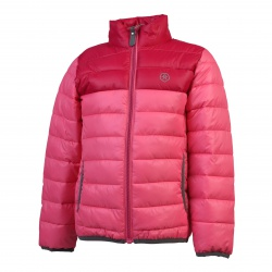 King padded jacket vel. 152 4113 (Camellia rose )