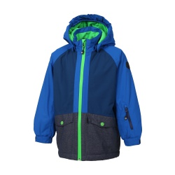 Dude padded ski jacket