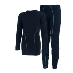 Waldi seamless underwear vel. 6-8 96 (Black)